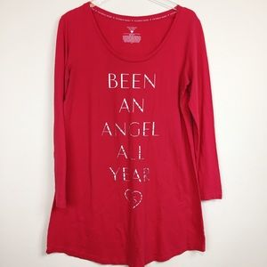 VS | Been An Angel All Year Nightgown Sz L